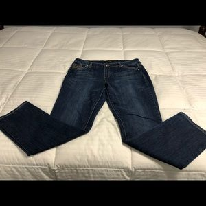 Size 16 Jeans Cato Blue Jeans Studded details